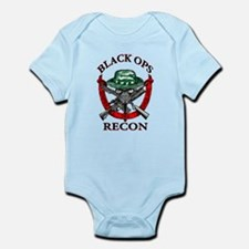 blackops logo Infant Bodysuit