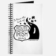 Route Irish 2 Journal