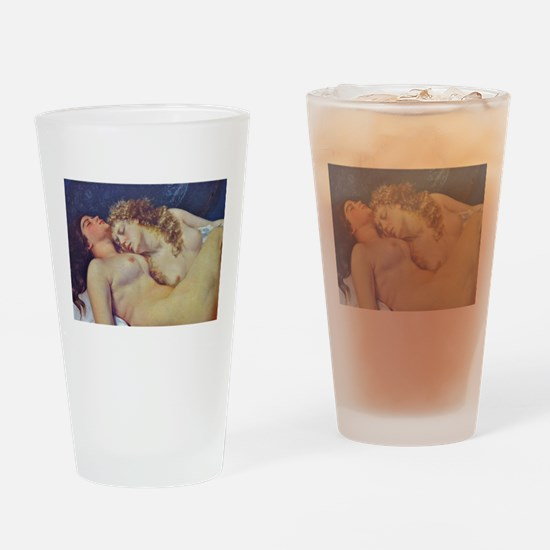 Love and more... Drinking Glass