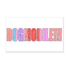dogmobile Rectangle Car Magnet