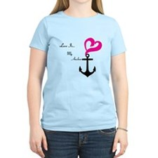 Love Is My Anchor T-Shirt