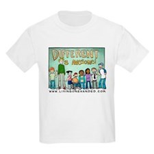 Different Is Awesome! T-Shirt