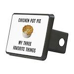 Chicken Pot Pie Rectangular Hitch Cover
