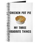 Chicken Pot Pie Journal