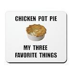 Chicken Pot Pie Mousepad