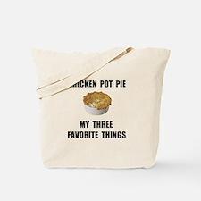 Chicken Pot Pie Tote Bag