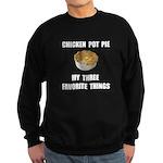 Chicken Pot Pie Sweatshirt (dark)