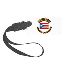 Puerto Rico - Commonwealth Luggage Tag
