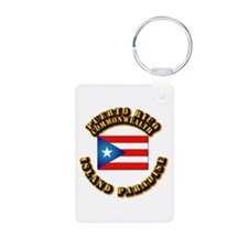Puerto Rico - Commonwealth Keychains
