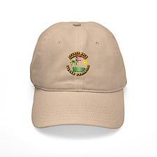 Puerto Rico - Island Paradise Baseball Cap