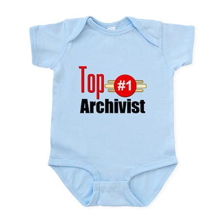 Top Archivist Infant Bodysuit