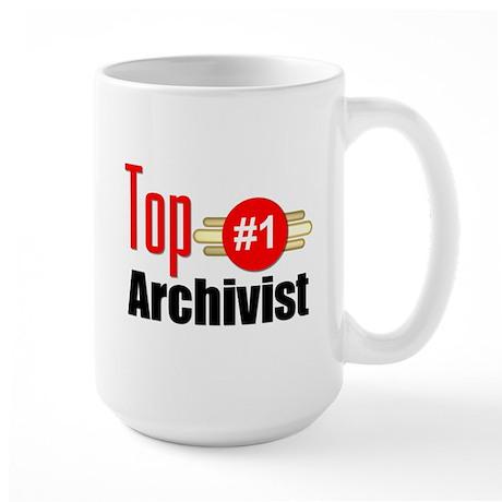 Top Archivist Large Mug