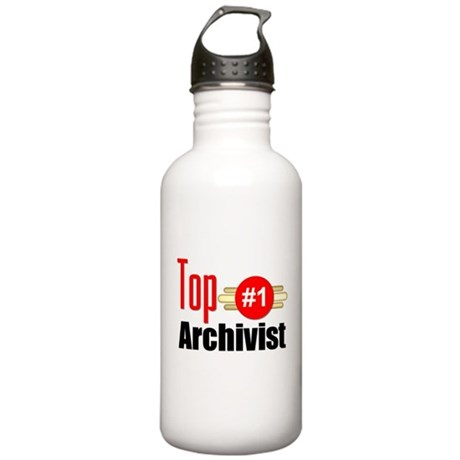 Top Archivist Stainless Water Bottle 1.0L
