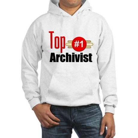 Top Archivist Hooded Sweatshirt