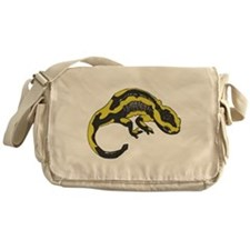 fire salamander Messenger Bag