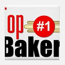 Top Baker Tile Coaster