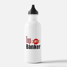 Top Banker Water Bottle