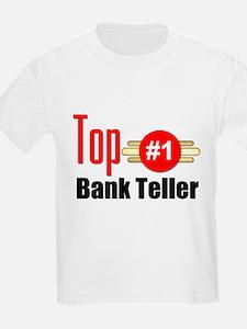 Top Bank Teller T-Shirt