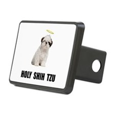 Holy Shih Tzu Hitch Cover