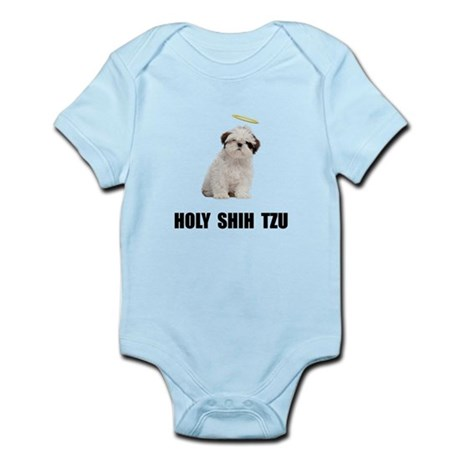 Holy Shih Tzu Infant Bodysuit