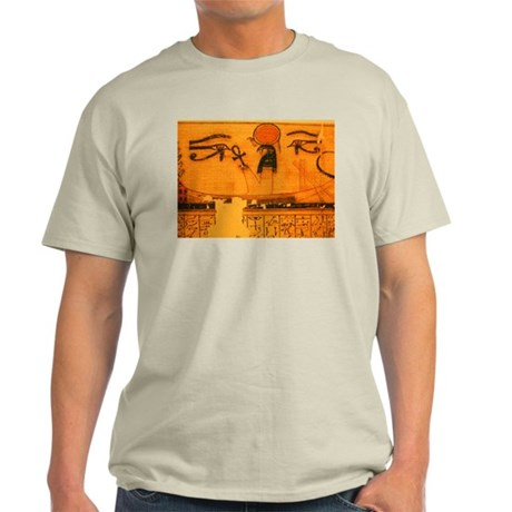 RA in SOLAR BARQUE Ash Grey T-Shirt