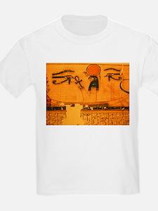 RA in SOLAR BARQUE Kids T-Shirt