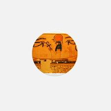 RA in SOLAR BARQUE Mini Button