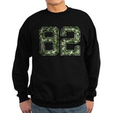82, Vintage Camo Sweatshirt