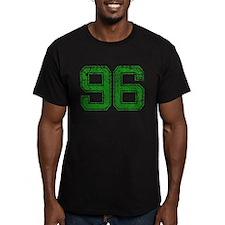 96, Green, Vintage T