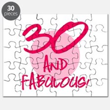 30 And Fabulous Puzzle