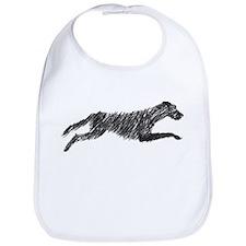 Irish Wolfhound Bib