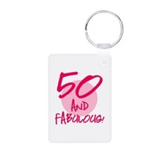 50 And Fabulous Keychains