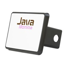 Java Momma Rectangular Hitch Cover