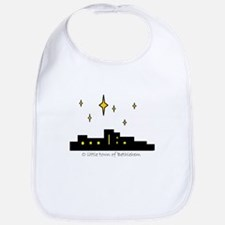 O little town of Bethlehem Bib