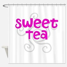 Sweet Tea Shower Curtain