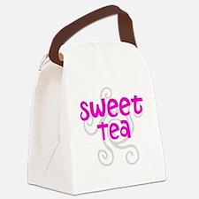 Sweet Tea Canvas Lunch Bag