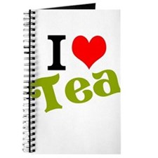 I Love Tea Journal