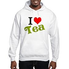 I Love Tea Hoodie