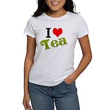 I Love Tea Tee