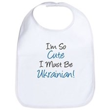 Im So Cute Ukrainian Bib