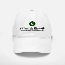 Inshallah Airways Baseball Baseball Cap