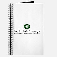 Inshallah Airways Journal