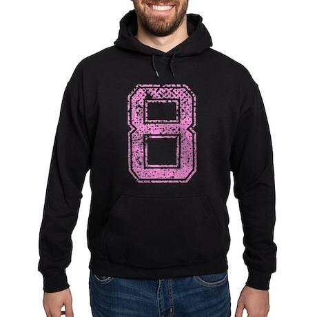 8, Pink Hoodie (dark)