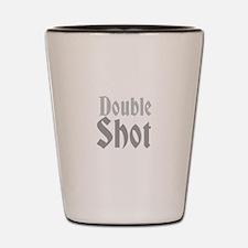 Double Shot Shot Glass