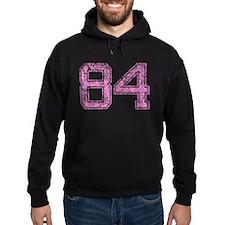 84, Pink Hoodie