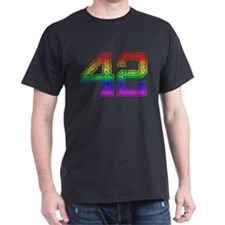 42, Gay Pride, T-Shirt