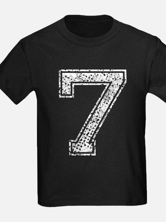 7, Vintage T