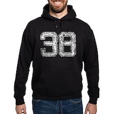 38, Vintage Hoodie