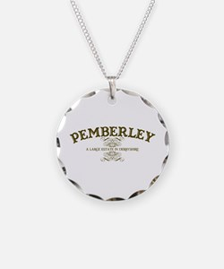 Pemberley A Large Estate In Derbyshire Necklace