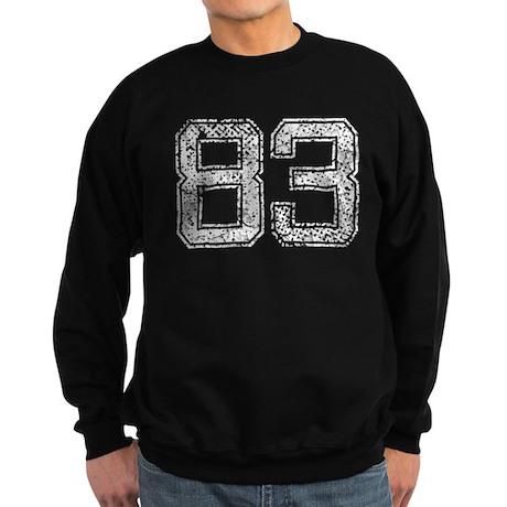 83, Vintage Sweatshirt (dark)
